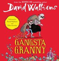 Gangsta Granny - David Walliams - audiobook