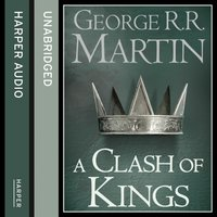 Clash of Kings (Part One) (A Song of Ice and Fire, Book 2) - George R.R. Martin - audiobook
