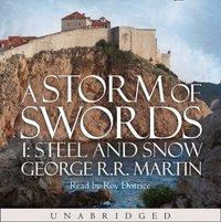 Storm of Swords - George R.R. Martin - audiobook