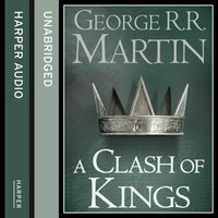 Clash of Kings (Part Two) (A Song of Ice and Fire, Book 2) - George R.R. Martin - audiobook