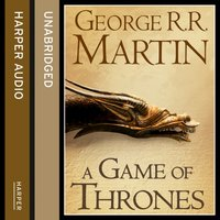 Game of Thrones (Part Two) - George R.R. Martin - audiobook