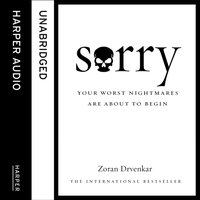 Sorry - Zoran Drvenkar - audiobook
