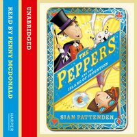 Magical Peppers and the Island of Invention - Sian Pattenden - audiobook