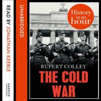 Cold War - Rupert Colley - audiobook