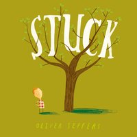Stuck - Oliver Jeffers - audiobook