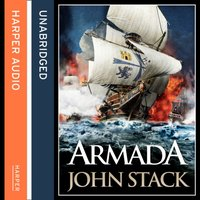 Armada - John Stack - audiobook