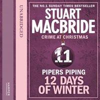 Pipers Piping - Stuart MacBride - audiobook