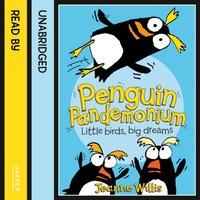 Penguin Pandemonium (Awesome Animals) - Jeanne Willis - audiobook