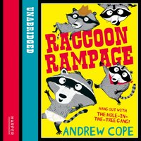 Raccoon Rampage (Awesome Animals) - Andrew Cope - audiobook