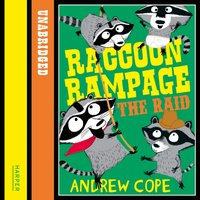 Raccoon Rampage - The Raid (Awesome Animals) - Andrew Cope - audiobook