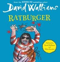 Ratburger - David Walliams - audiobook