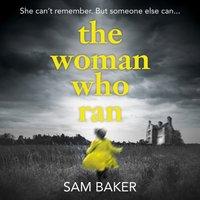 Woman Who Ran - Sam Baker - audiobook