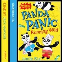 Panda Panic - Running Wild - Jamie Rix - audiobook