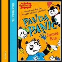 Panda Panic - Jamie Rix - audiobook