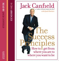 Success Principles - Jack Canfield - audiobook