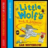 Little Wolf's Book of Badness - Ian Whybrow - audiobook