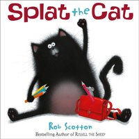 Splat The Cat - Rob Scotton - audiobook