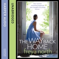 Way Back Home - Freya North - audiobook