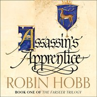 Assassin's Apprentice - Robin Hobb - audiobook
