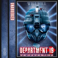 Department 19 (Department 19, Book 1) - Will Hill - audiobook