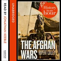 Afghan Wars - Rupert Colley - audiobook