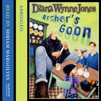Archer's Goon - Diana Wynne Jones - audiobook