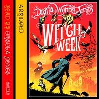 Witch Week - Diana Wynne Jones - audiobook