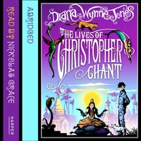Lives Of Christopher Chant - Diana Wynne Jones - audiobook