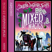 Mixed Magics - Diana Wynne Jones - audiobook