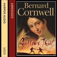 Gallows Thief - Bernard Cornwell - audiobook