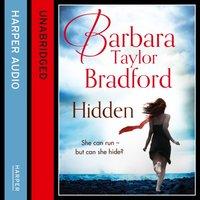 Hidden - Barbara Taylor Bradford - audiobook