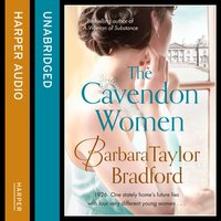 Cavendon Women (Cavendon Chronicles, Book 2) - Barbara Taylor Bradford - audiobook