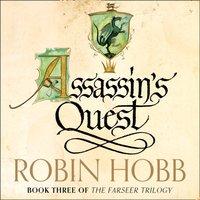 Assassin's Quest - Robin Hobb - audiobook