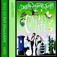 Conrad's Fate - Diana Wynne Jones - audiobook