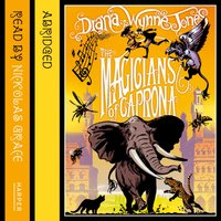 Magicians of Caprona (The Chrestomanci Series, Book 2) - Diana Wynne Jones - audiobook