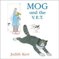 Mog And The Vee Ee Tee - Judith Kerr - audiobook