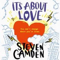It's About Love - Steven Camden - audiobook