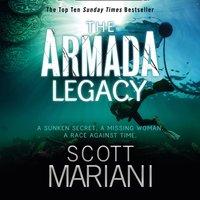 Armada Legacy (Ben Hope, Book 8) - Scott Mariani - audiobook
