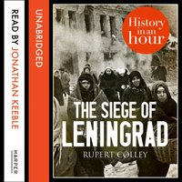 Siege of Leningrad - Rupert Colley - audiobook