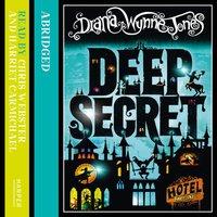 Deep Secret - Diana Wynne Jones - audiobook