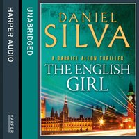 English Girl - Daniel Silva - audiobook