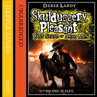 Last Stand of Dead Men (Skulduggery Pleasant, Book 8) - Derek Landy - audiobook
