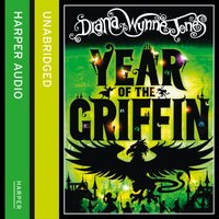 Year of the Griffin - Diana Wynne Jones - audiobook