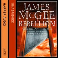 Rebellion - James McGee - audiobook