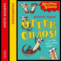 Otter Chaos - Michael Broad - audiobook