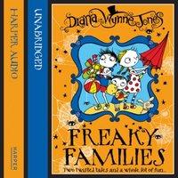 Freaky Families - Diana Wynne Jones - audiobook