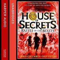 Battle of the Beasts - Chris Columbus - audiobook