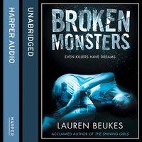 Broken Monsters - Lauren Beukes - audiobook