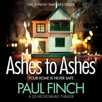 Ashes to Ashes - Paul Finch - audiobook