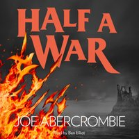 Half a War (Shattered Sea, Book 3) - Joe Abercrombie - audiobook